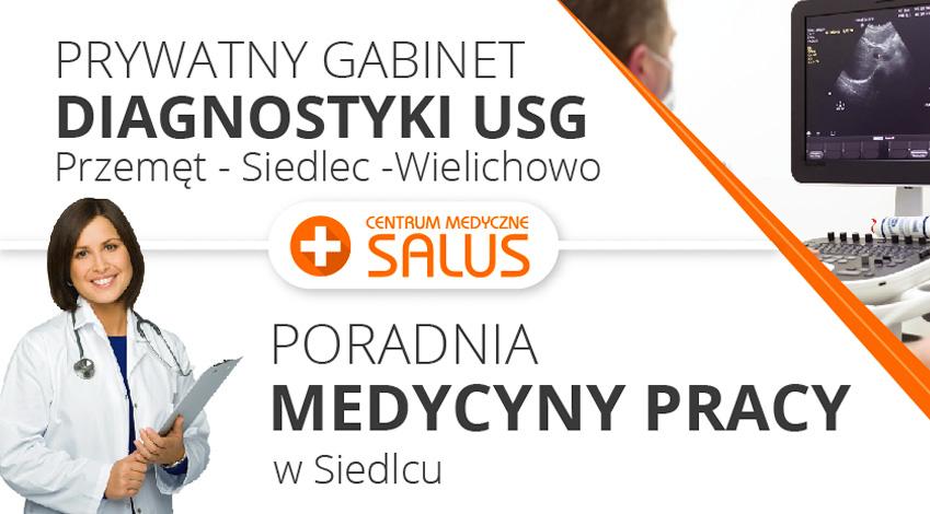 Prywatne gabinety w CM Salus